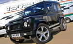 Land Rover Defender 90 4.6L V8 Supercharged
