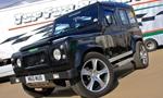 Land Rover Defender 90 4.6L V8 Supercharged