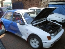 Ford Fiesta Mk3 Zetec 2.0L Throttle Bodies